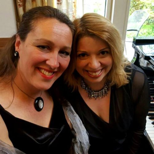 Recitals with Nathalie Doucet