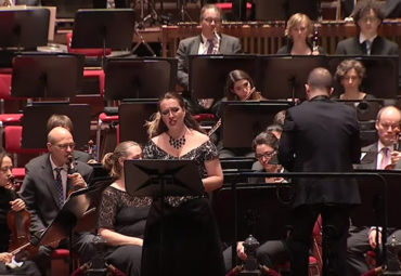 Jeths: Eerste symfonie – 'Selige Sehnsucht'